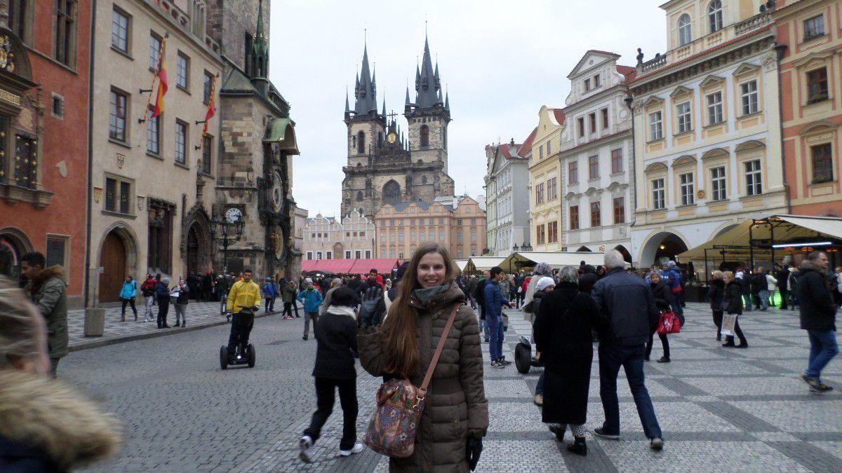 Kalėdinė mugė Prahoje