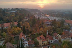 Landshuto miesto vaizdai