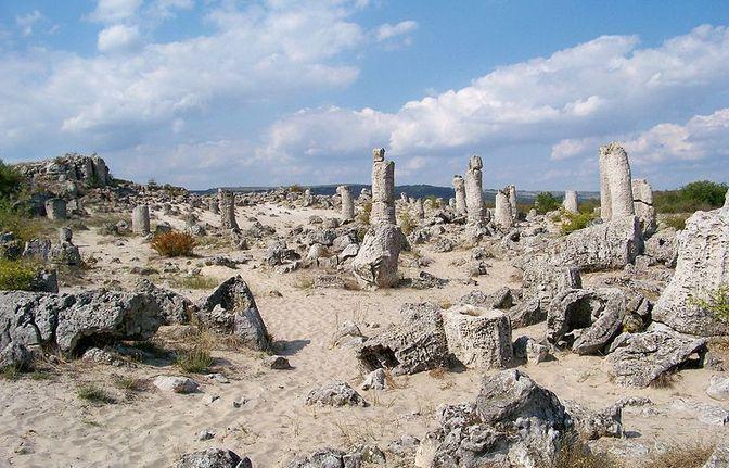 Romėnų termų griuvėsiai