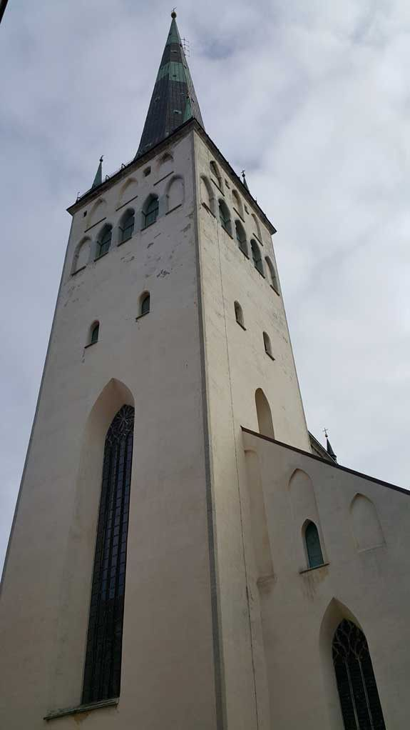 Šv. Olavo katedra