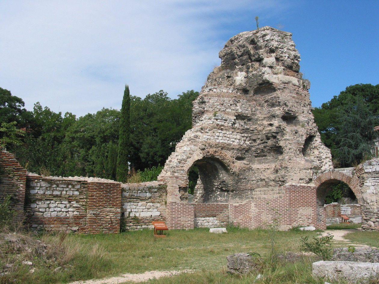 Romėnų termos
