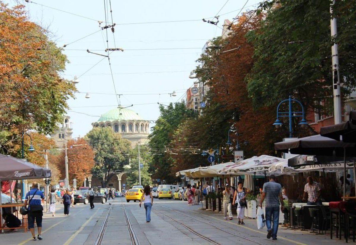 Pagrindinė miesto gatvė