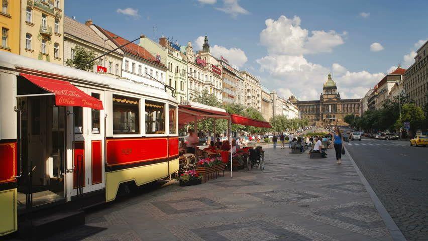Prahos vaizdai