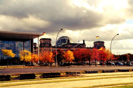 Ruduo Berlyne (Reichstagas)