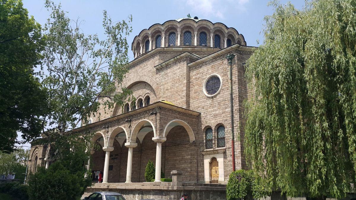 Sveta Nedelia cerkvė