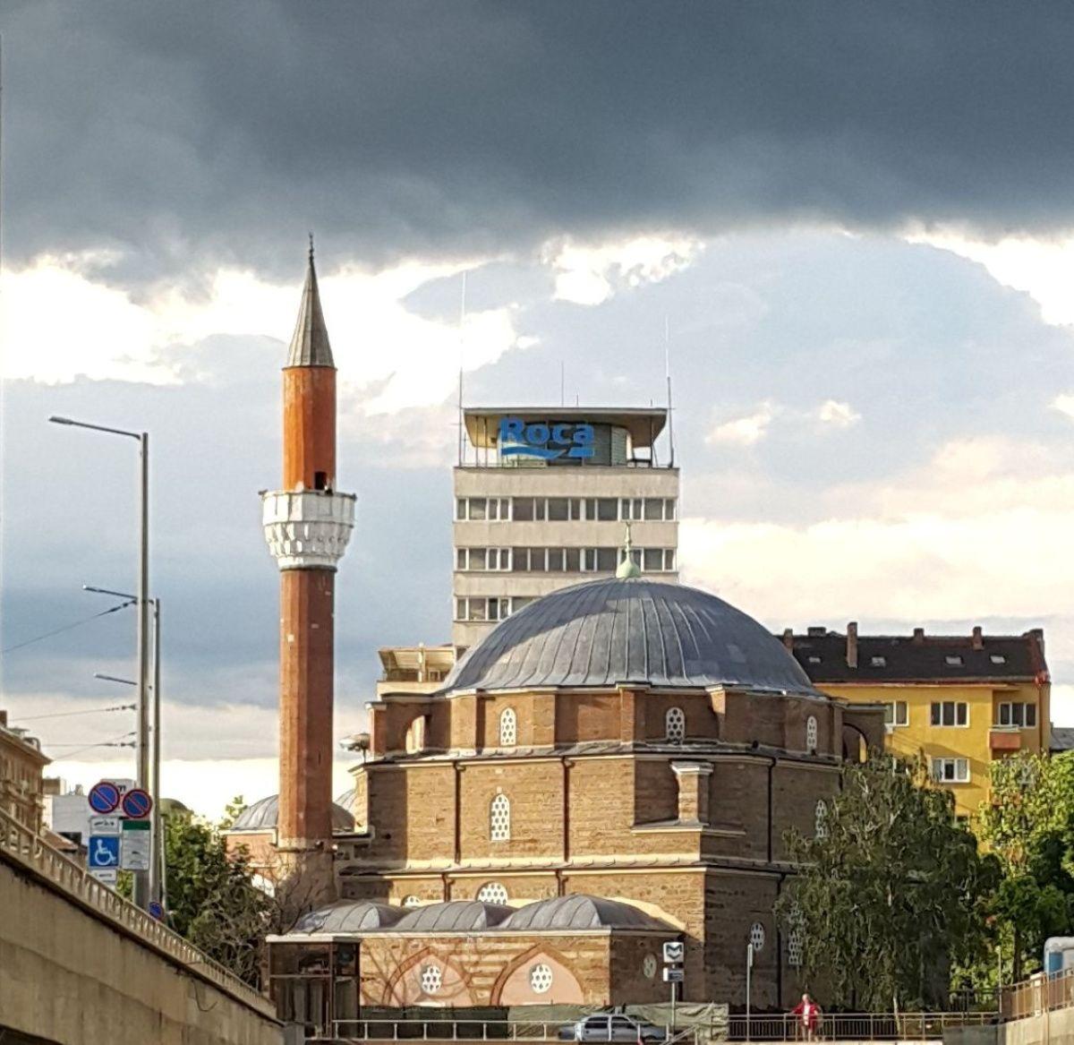 Bania Bashi mečetė