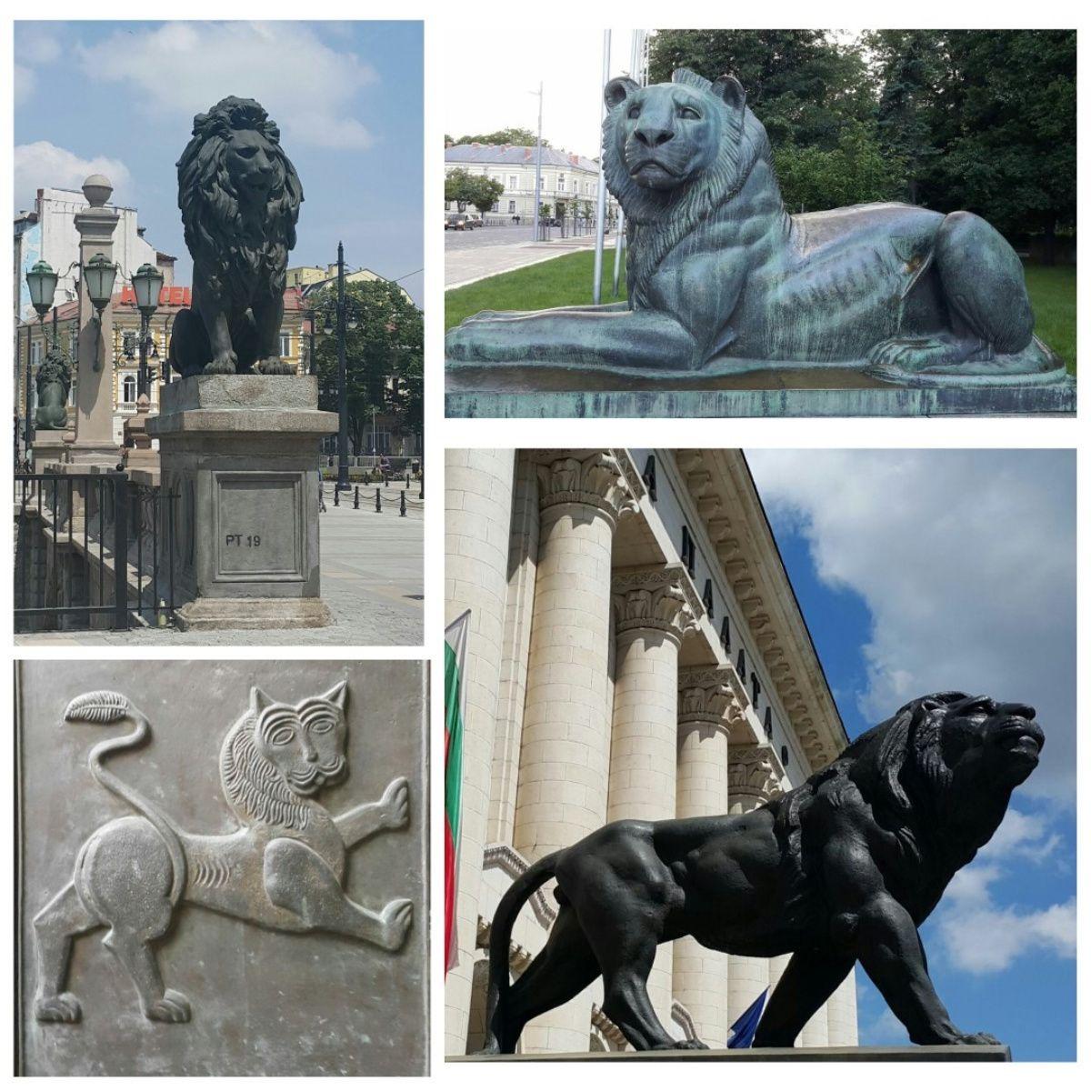 Sofijos liūtai
