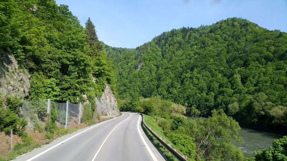 Slovakijos keliukai