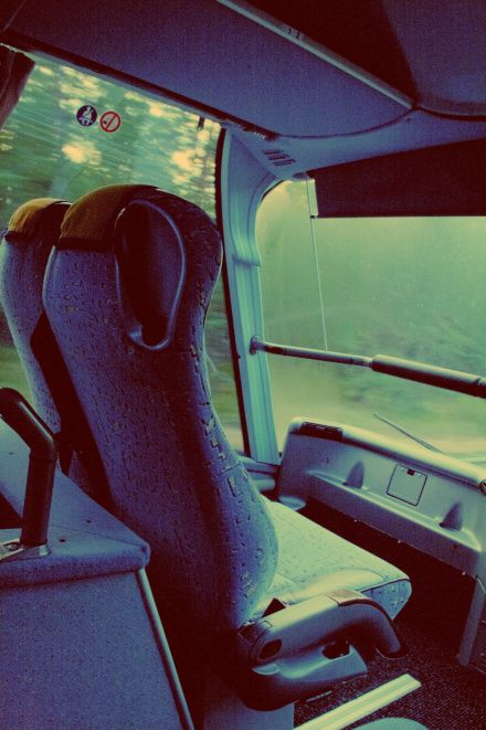 ECOLINES autobuso vidus