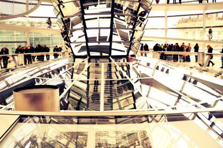 Reichstago viduje