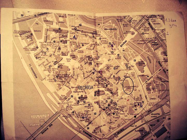 Barų žemėlapis