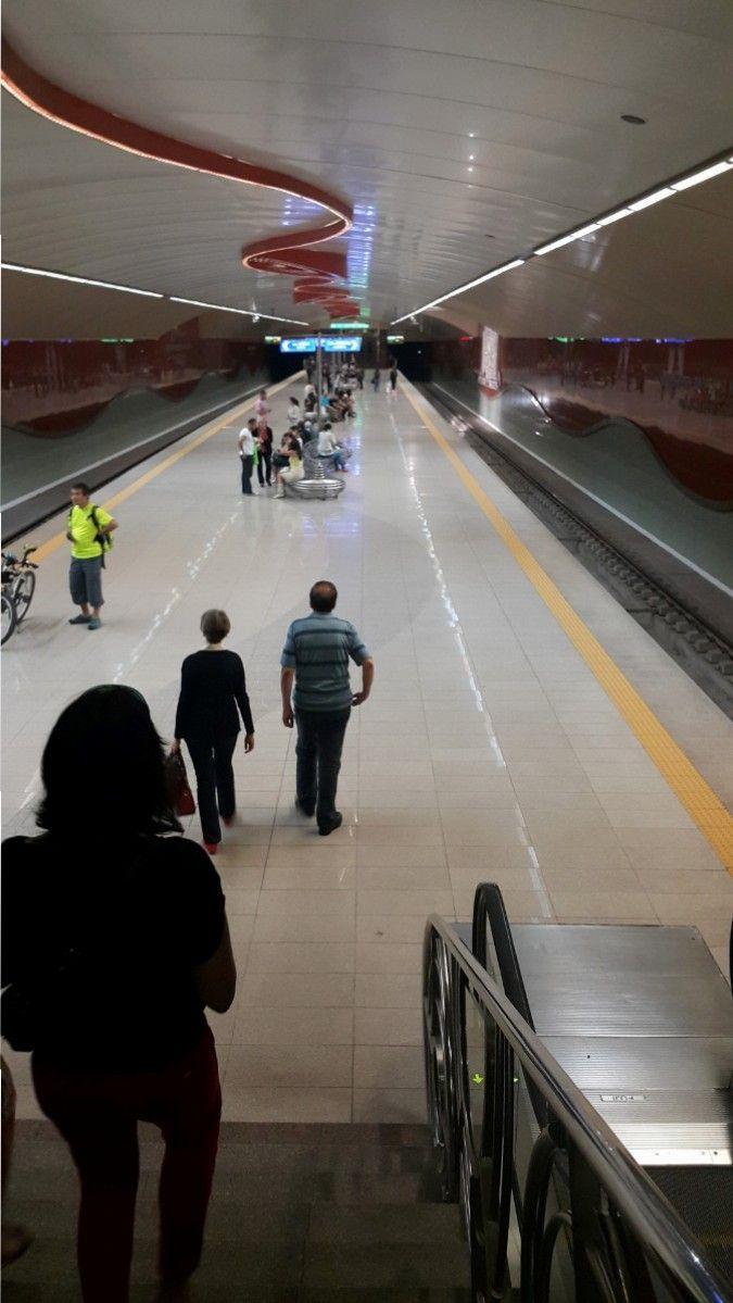 Sofijos metro
