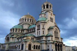 A. Nevskio katedra Sofijoje