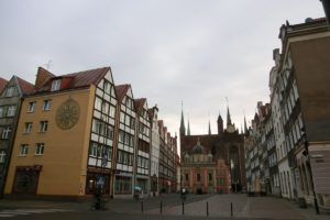 Gdansko centre