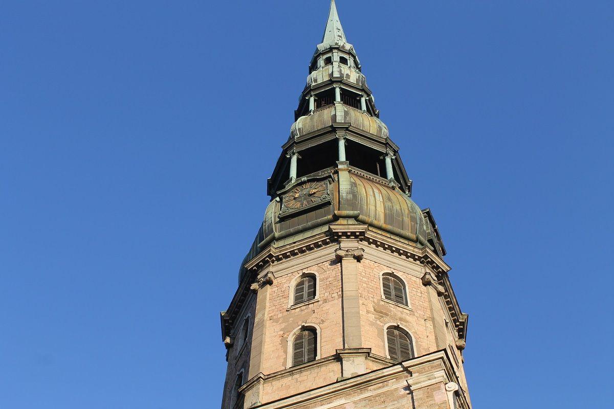 Rygos katedros bokštas