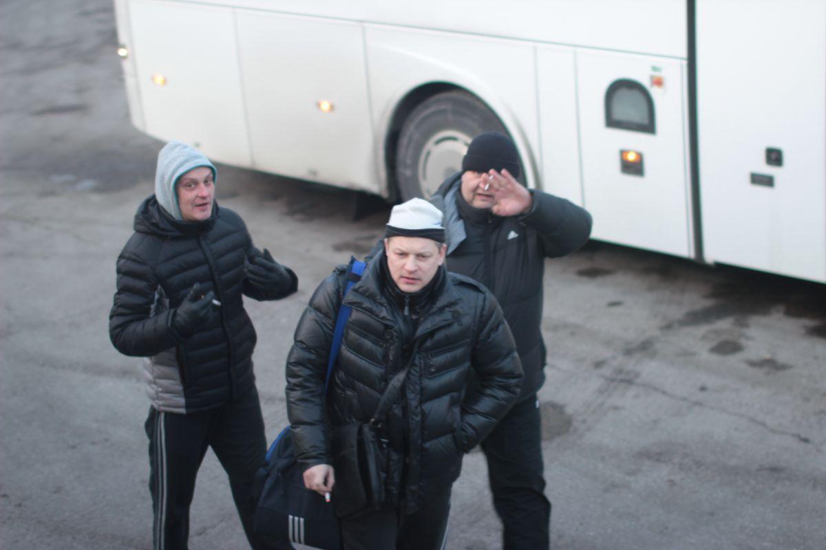 Autobuso keleiviai