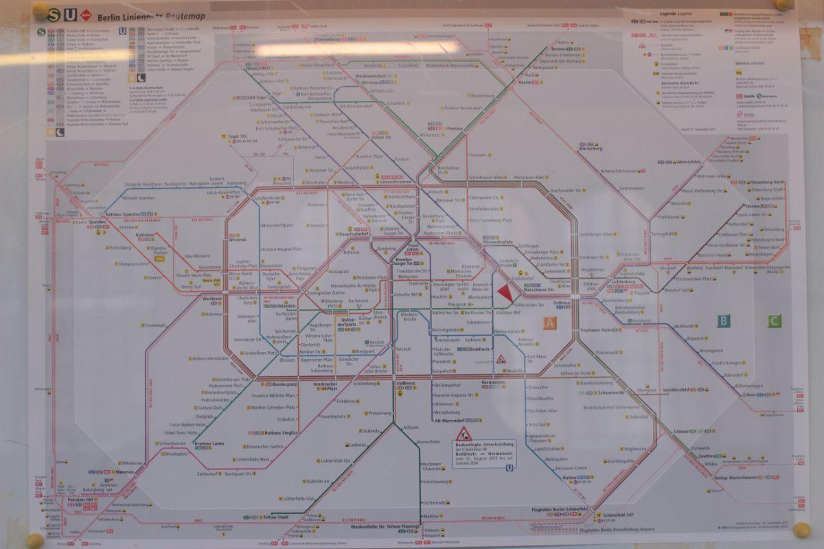 Berlyno viešasis transportas