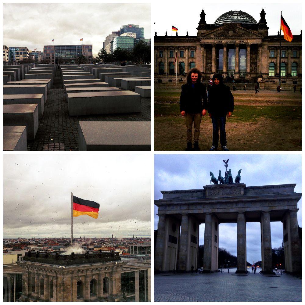 Pagrindiniai Berlyno objektai