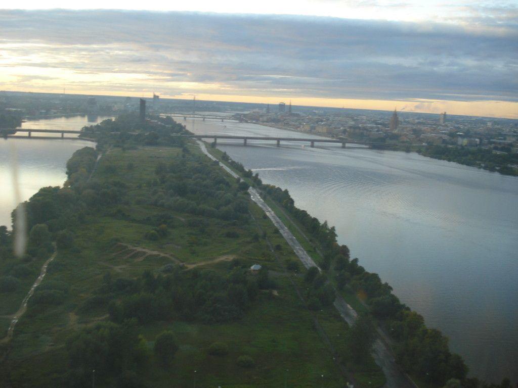 Vaizdas iš TV bokštas