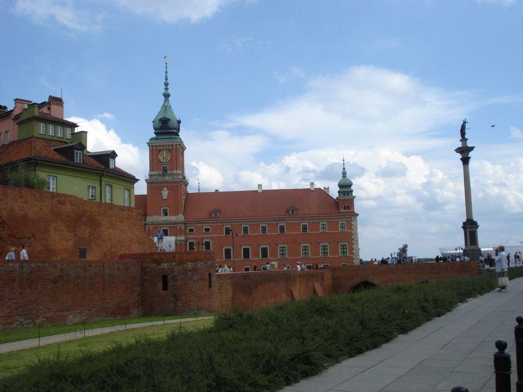 Varšuvos pilis