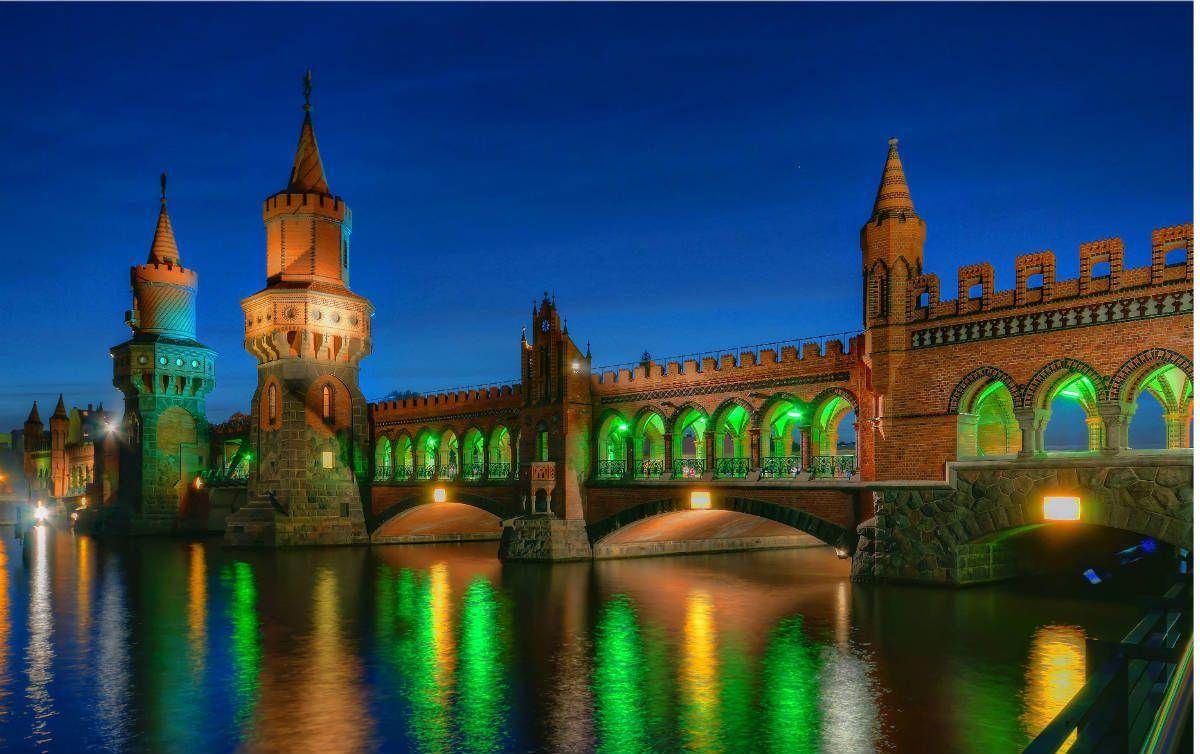 Oberbaum tiltas