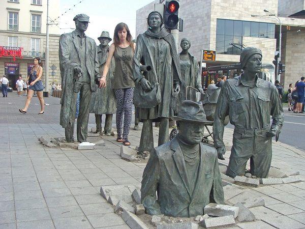 Europos TOP-25 įtraukta skulptūra – ir mes čia buvom!
