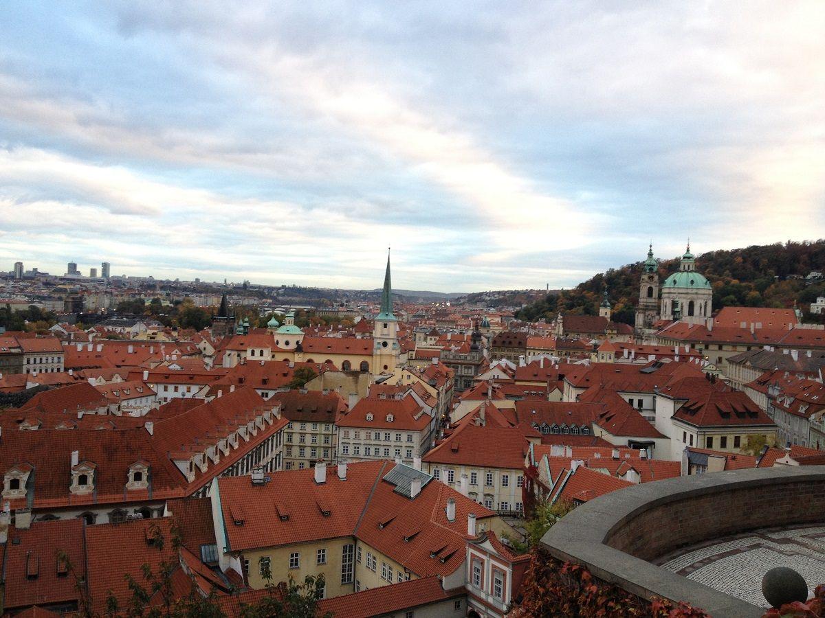 Prahos stogai