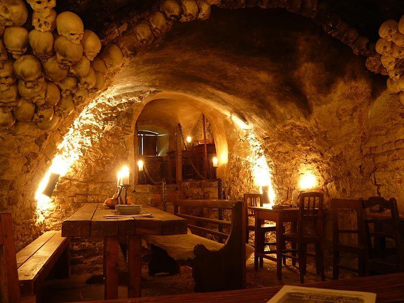 Viduramžių restoranas