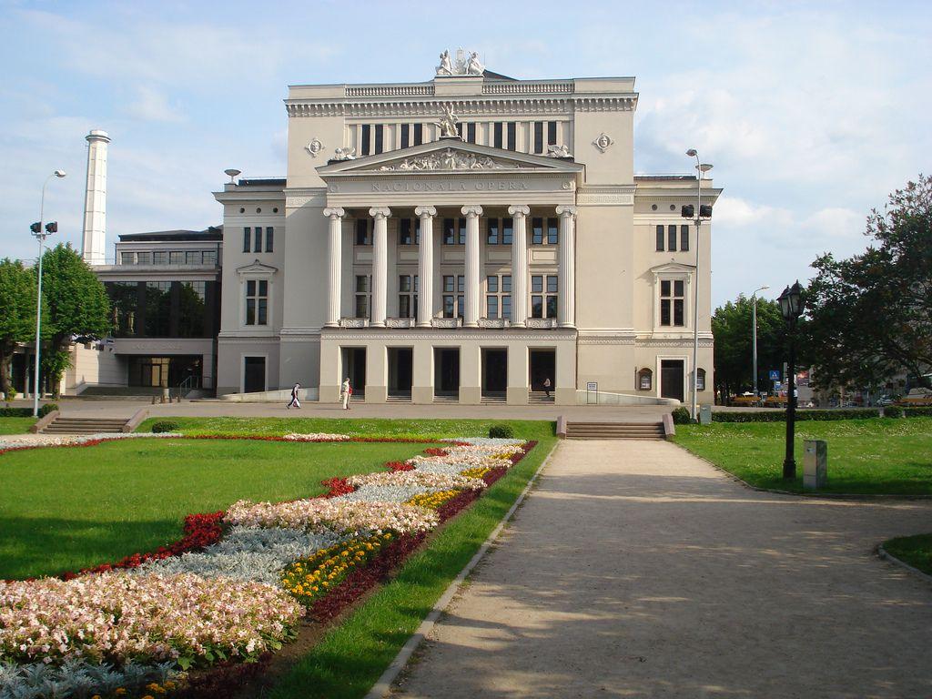 Latvijos nacionalinė opera