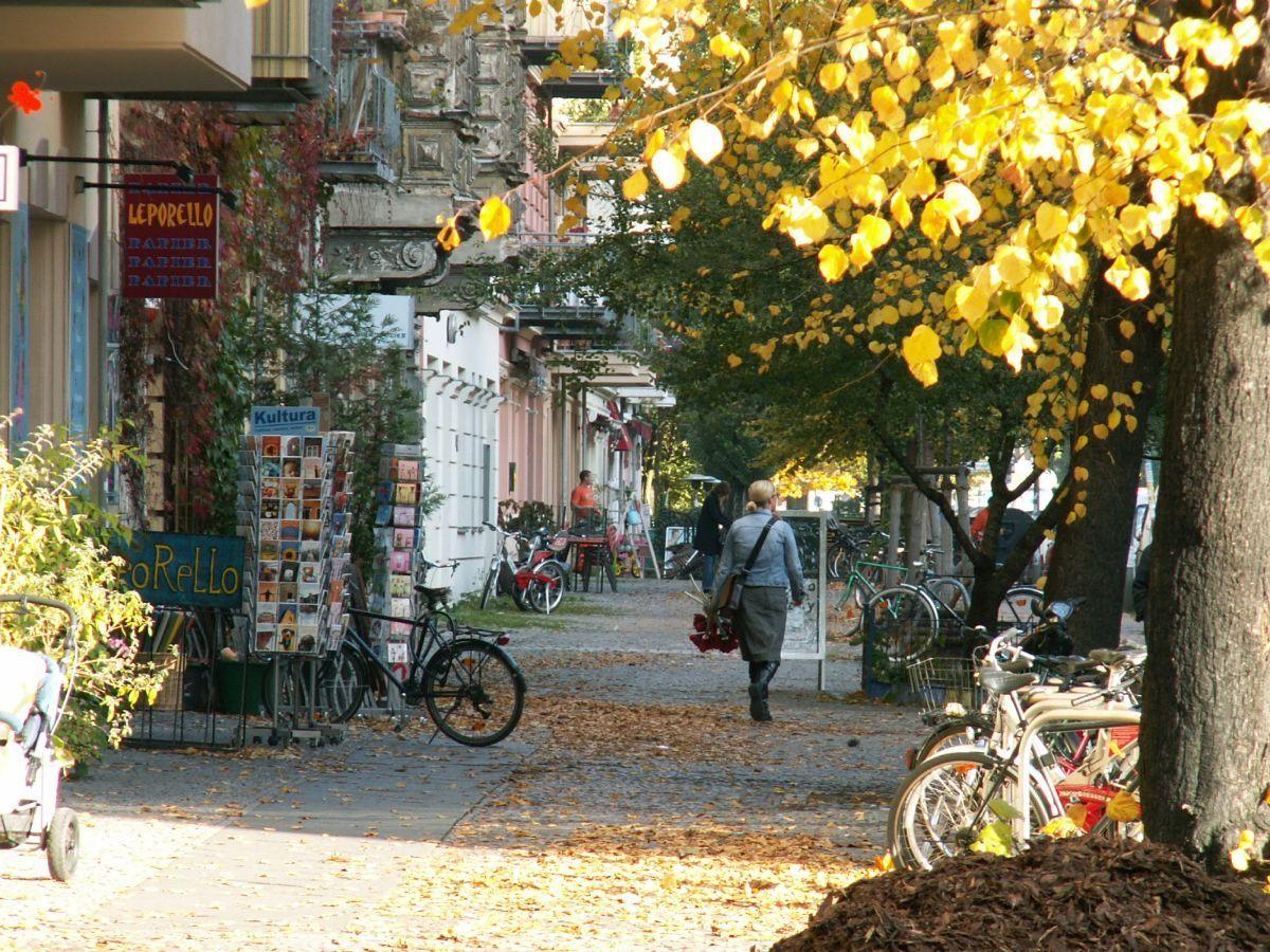 Prenzleuger Berg rajonas Berlyne