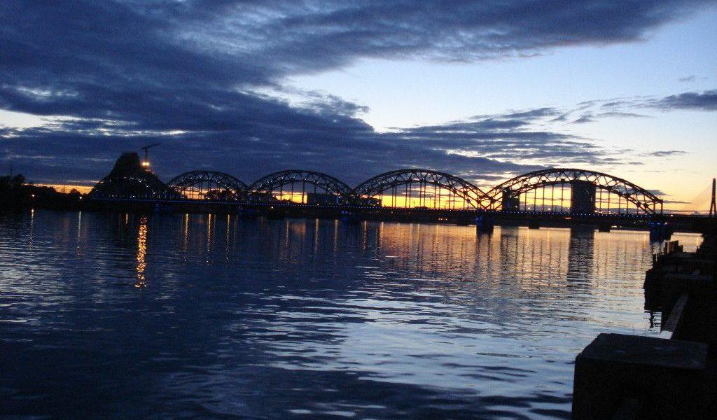 Rygos geležinkelio tiltas
