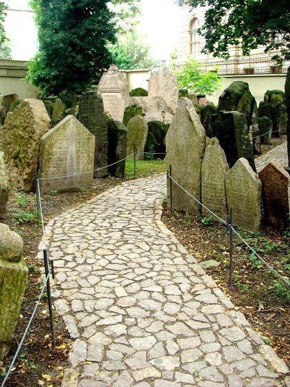 Seniausios Europoje žydų kapinės