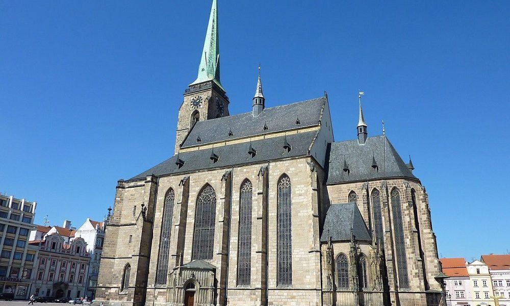Šv. Baltramiejaus bažnyčia Plzene