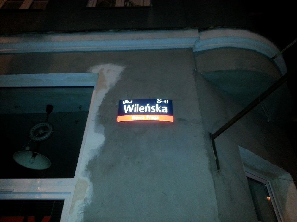 Wilenska gatvė