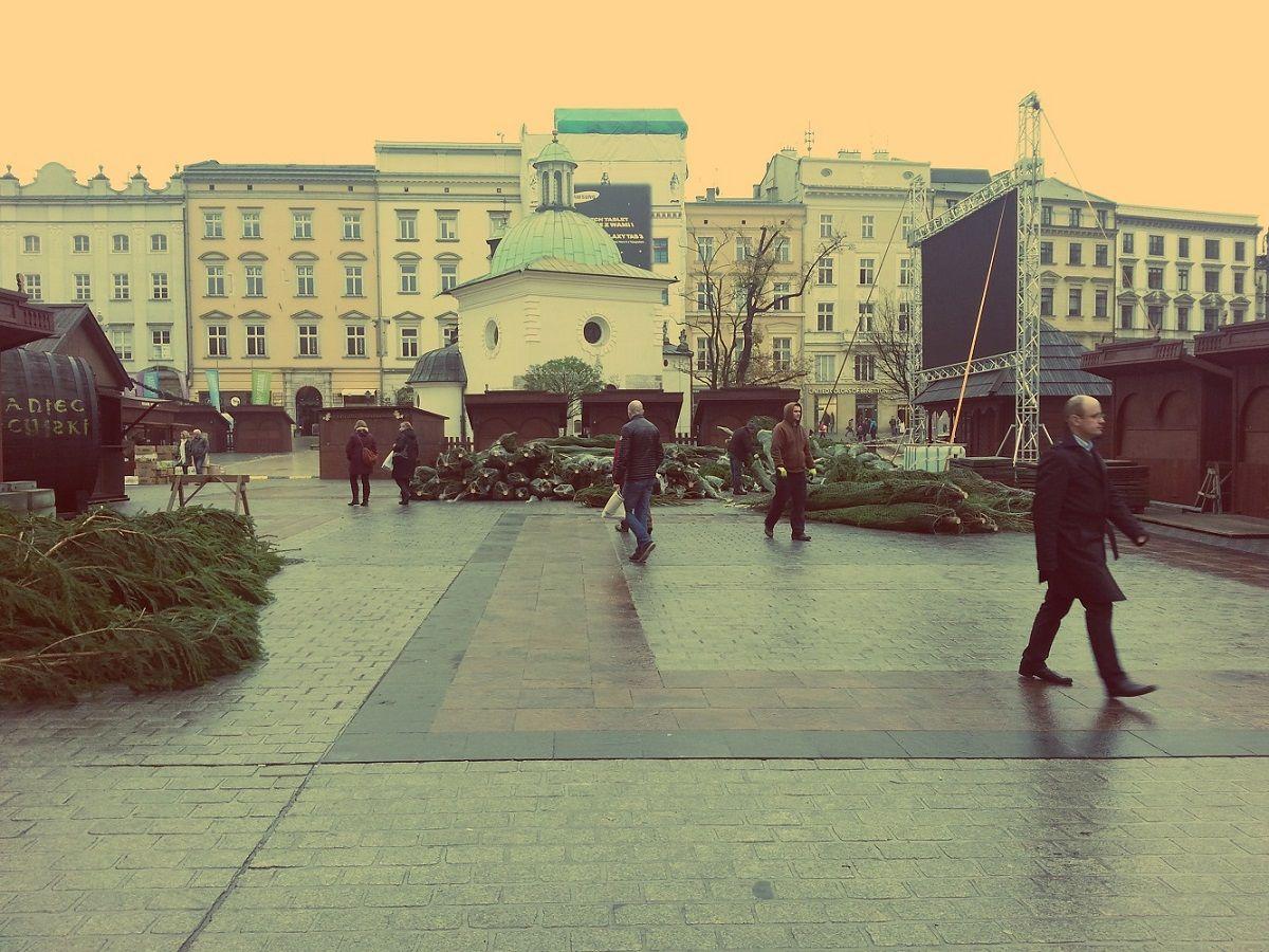 Eglučių mugė Krokuvoje