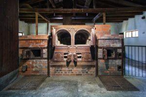 Koncentracijos stovyklos krematoriumas