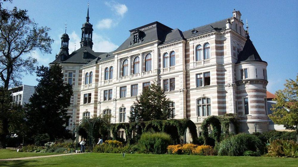 Bohemijos muziejus Plzene
