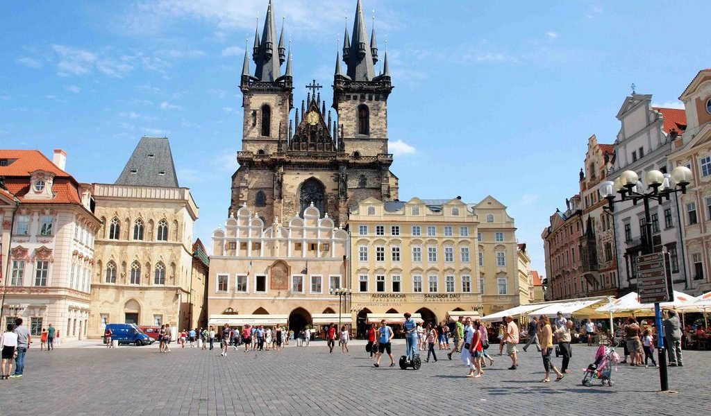 Prahos aikštė