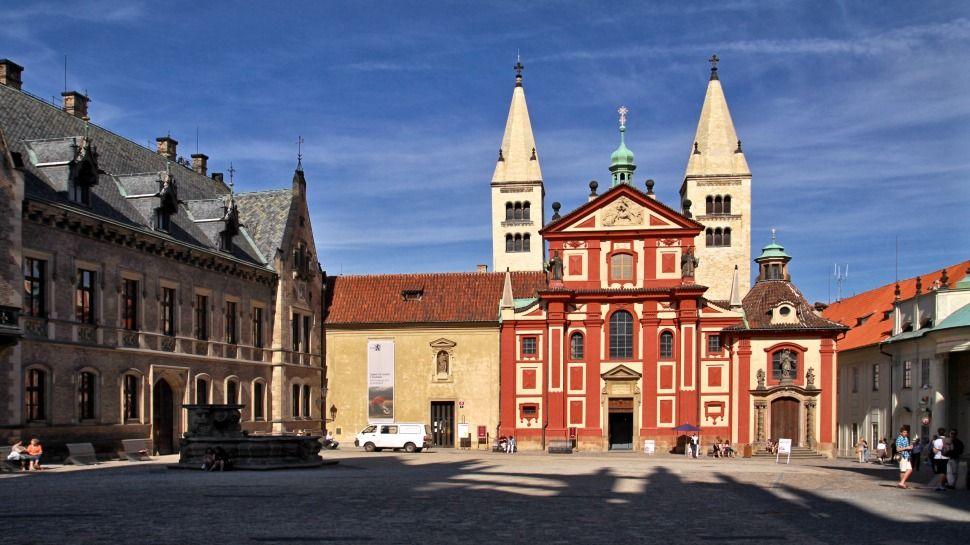 Šv. Jurgio basilika Prahoje