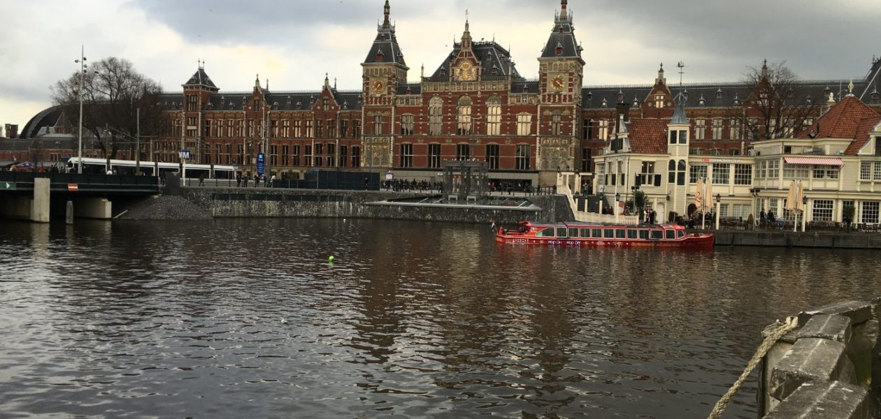 Centrinė Amsterdamo stotis